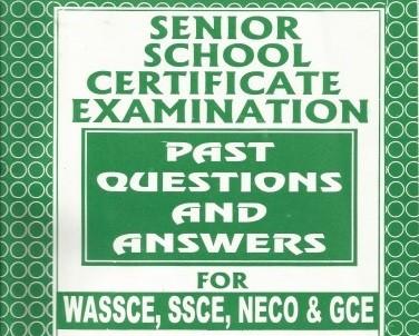 Waec past questions