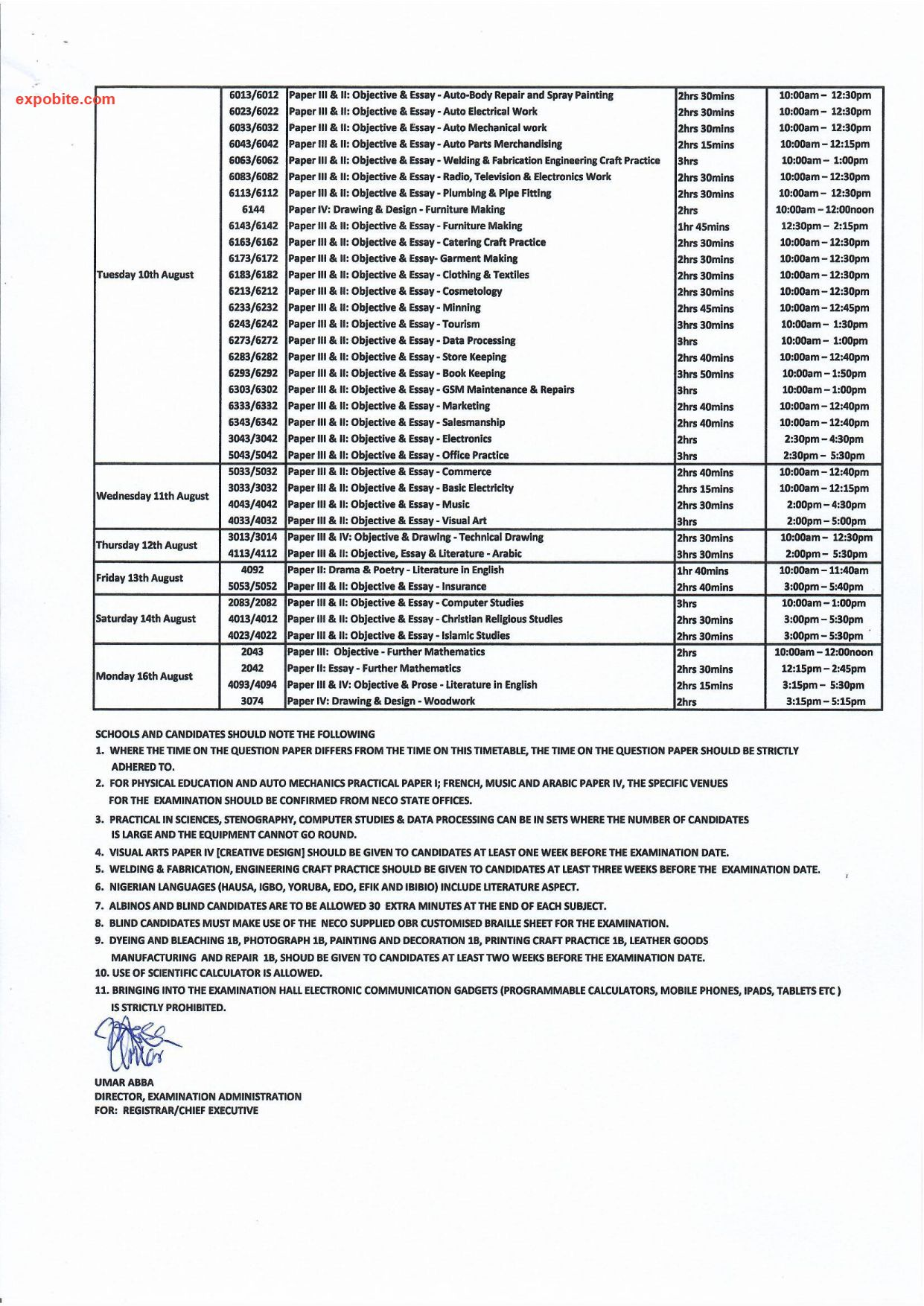 2021-SSCE-INTERNAL-TIMETABLE-SIGNED-min-1 downloaded from expobite_com